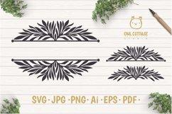 Laurel Leaves SVG Bundle, Floral Decor Bundle, Wedding Decor Product Image 4