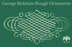 George Bickham Ornaments PACK Product Image 4