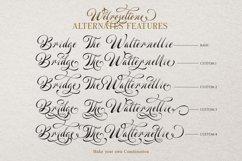 Welroseltone - Unique Script Font Product Image 9