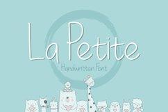 La Petite Handwritten Font Product Image 1