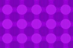 16 Seamless ThreeTone Circle Patterns Product Image 5