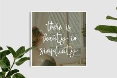Web Font Rindyani - A Beauty Script Font Product Image 4