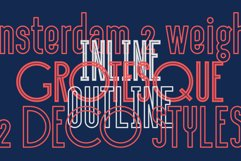 Sansterdam Inline & Outline Product Image 5