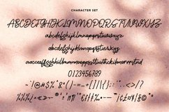 Blammingst Script Font Product Image 4