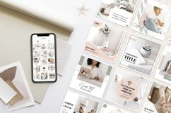 Canva Instagram Templates Simplistic Product Image 2