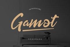 Gamot Typeface Vintage Font Product Image 1