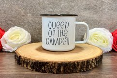 Camping Adventures - A Quirky Handlettered Font Product Image 4