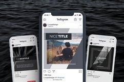 The Blacky Social Media Templates Product Image 5