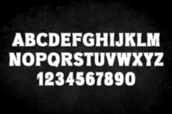 College Sport Font Product Image 6