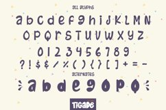 Keep Snowing - Winter Theme Display Font Product Image 4