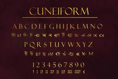 Ancient Languages Typeface Bundle Product Image 2