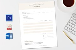 Invoice Template Product Image 1