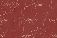 Heisenberg Signature Font Product Image 6