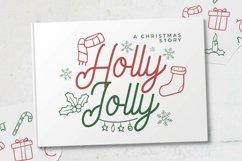 ChristmasThing Font Product Image 3