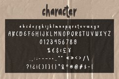 House Home - a sweet and friendly display font Product Image 6