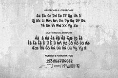 Web Font Melinka Product Image 5