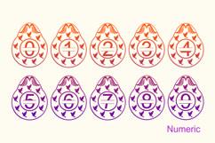 Dove Egg Monogram Product Image 4