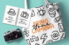 PhotographyDoodle Font Product Image 4