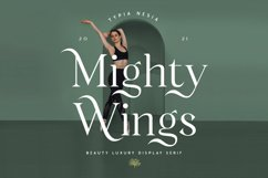 Mighty Wings Product Image 1