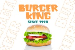 King Food - Food Display Font Product Image 4