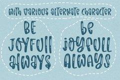 Mindfulness- A cute handritten font Product Image 5