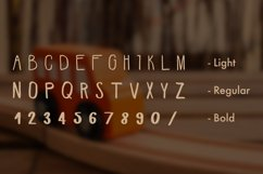 Cassidy - font Product Image 3