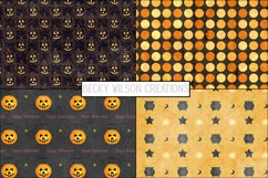 Happy Halloween Digital Papers and Patterns Product Image 4