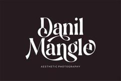 Jungle Mask - Modern Font Product Image 2