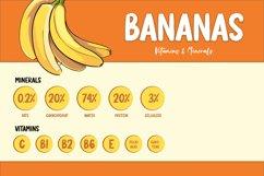 Banana Pastry - Brush Display Font Product Image 4