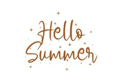 Autneys a Cute Summer Font Product Image 2
