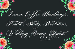 Thasyalina Script Product Image 4