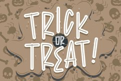 Zombie Sadly - Halloween Font Product Image 4