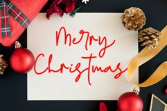 Christmas letter Product Image 4