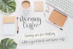 Beautiful - Lativa Modern Script Font Product Image 4