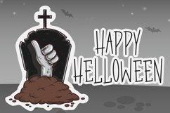 Vampire Liker - Halloween Font Product Image 4