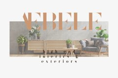 Sonder Serif Typeface - 5 weights Product Image 3
