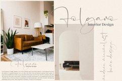 SignRiyathi - Modern Signature Font Product Image 4