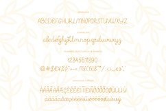 Garden friends   Font duo Product Image 4
