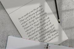 Luckangle Monoline Script Font Product Image 4