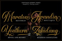 Airthan Script Product Image 4