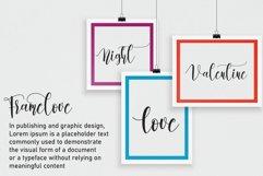 Pigade   handwritten font Product Image 6