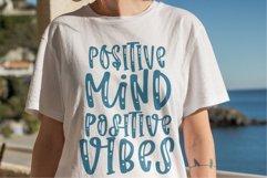 Mindfulness- A cute handritten font Product Image 4