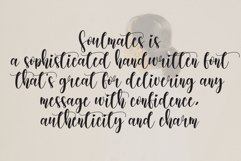 Soulmates   handwritten font Product Image 6