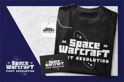 Spacetravel Font Product Image 2