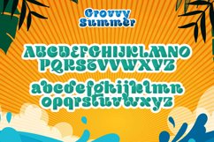 Groovy Summer Font Product Image 5