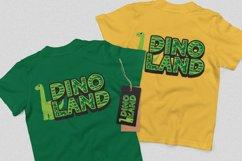 Dinono Font Product Image 2