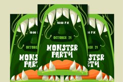 Tricky Monster - a Halloween Font Product Image 4