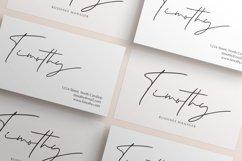 Winderlust - a Handwritten Font