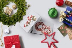 """Watercolor Set """"Christmas Bakery"""" Product Image 4"""
