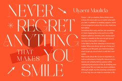Braston - Elegant Serif Font Product Image 5